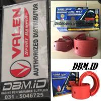 Valen Sport Damper Nissan Grand Livina/Livina depan 4 cm/belakang 4cm