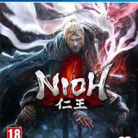 Nioh PS4 Games Digital Download Pegi 18