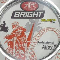 Velg Pelek Rim TK Japan 1.60x17 Bright