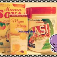 Jual [PAKET A - ASI BOOSTER] ==> ASI BOOSTER TEA + MAMA SOYA + MAMA HONEY Murah