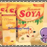 Jual [PAKET D - ASI BOOSTER] ==> MAMA SOYA (3) + MAMA HONEY (2) Murah