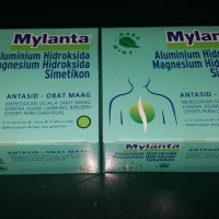 Mylanta Tablet 1box
