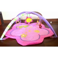 Karpet Bayi - Pretty In Pink Playmat Bloombaby