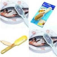 Fish Scale Remover Kerok Sisik Ikan Tuna Bandeng Pembersih Sisik Ikan