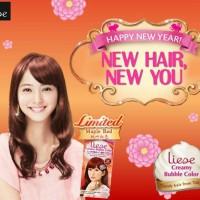 Jual Liese Creamy Bubble Hair Color - Maple Red Murah