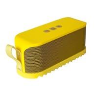 Jabra Portable Bluetooth Speaker Solemate - Yellow