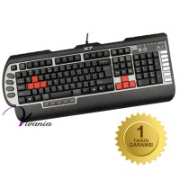 A4Tech Gaming Keyboard X7 G800V Macro Onboard-Memory, Original