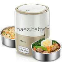 Jual Peralatan MPASI Bear ESC Stainless Steel / Slow Cooker / Lunchbox Murah