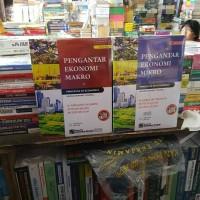 pengantar ekonomi mikro dan makro edisi Asia (1set2buku)