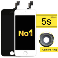Original LCD For iPhone 5S Display Replacement Touch Screen Digitizer