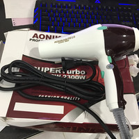 BLOW RAMBUT/HAIR DRYER SUPER TURBO