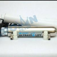 Lampu ultraviolet isi ulang air minum / R.O /depot