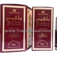 Parfum Minyak Wangi Non Alkohol Al Rehab Balkis 6 Botol Roll On Asli
