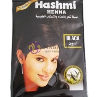Semir Rambut Hashmi Henna Warna Hitam, Burgundy, Special Brown
