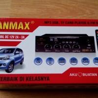 Rakitan kit USB MP3 FM Tape Mobil Amplifier Stereo Limited