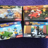 lego brick kw - lego figure - souvenir - ultah - mainan lego murah