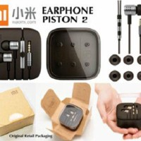 Handfree headset Xiaomi Piston 2 (Super Bass) Earphone Headphone