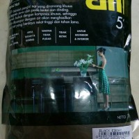 AM 53 HITAM TILE GROUT / SEMEN KERAMIK PENGISI NAT BLACK EBONY AM53