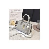Tas Wanita Impor IC86844 Gray Handbag Vintage Korea Zara Fringe Rumbai