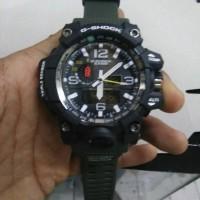 Jual Jam tangan CASIO G Shock GWG-1000 JARUM / TALI HIJAU ARMY KW SUPE
