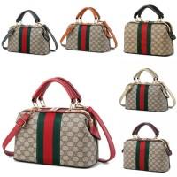 Gucci Doctor bag 8601 | Tas wanita | Tas import | Tas branded grosir
