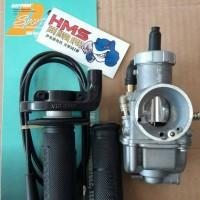 PAKET MURAH Karburator NSR Keihin PE 28 + Gas Spontan Daytona