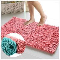 Jual Keset Cendol Microfiber Anti Slip Bahan Bagus Uk 40 x 60 Karpet Halus Murah