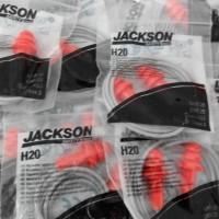 Jual Earplug Jackson Safety H20 / Pelindung Telinga Murah