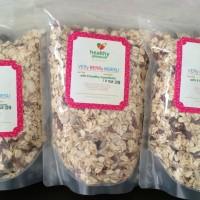 Jual Healthy Pleasure - Natural Muesli Very Berry ( Sereal ) 375 gr Murah
