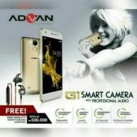 HANDPHONE SMARTPHONE ADVAN G1 NEW 4G RAM 3GB