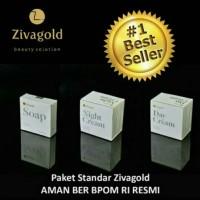 Jual Zivagold Basic Standar | paket pemutih wajah Murah