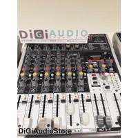 harga Behringer X1204usb ( X 1204 Usb ) Mixer With Soundcard / Inteface Tokopedia.com