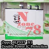 Baterai Oppo Blp557 N1 N1t N1w Rakkipanda Double Power