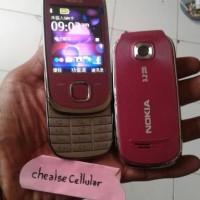 HP HANDPHONE NOKIA TYPE 7230 KUNO+KAMERA MODEL SLIDE & HP SAMSUNG GURU