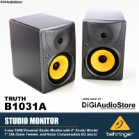 Behringer Truth B1031A Speaker Flat Studio Monitor Recording B 1031 A