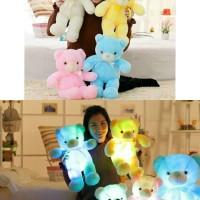 Jual Boneka Teddy bear glow led, 50cm Murah