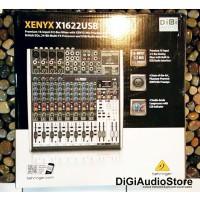 harga Behringer Xenyx X1622usb [ X 1622 Usb ] Audio Mixer 16 Ch W/ Soundcard Tokopedia.com