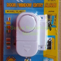 Alarm Pintu / Jendela Rumah Anti Maling Kecil