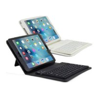 IPad Mini 4 Keyboard With Leather Cover Casing Case Sarung