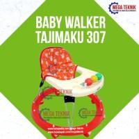 Harga baby walker kereta dorong bayi belajar jalan tajimaku | Pembandingharga.com