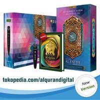 Jual AlQuran AlFatih, Al Quran Digital New Al Fatih Talking Pen Murah