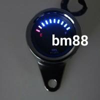 Fuel Meter / Ampere Bensin Led Termignoni