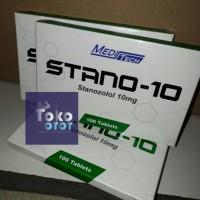 Stano-10 Meditech / Stanozolol 100 Tabs x 10mg/Tab