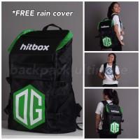 Tas Gaming Bag DOTA2 CSGO Backpack Ultimate Team OG