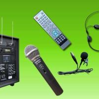 harga Portable Wireless Auderpro Ap-909pa Innovasi Visual Complit Sound System Tokopedia.com