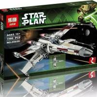 Jual Lepin 05039 - Star Wars - Red Five X-wing Starfighter Murah