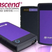 Hard disk External Transcend / Portable Hard drive 1TB