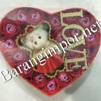 Jual Buket bunga Large/sabun bunga/bunga/mawar/kado/valentine/kado natal Murah