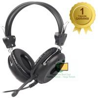 A4Tech Stereo Headset HS-30 Bass Audio 3.5mm Original