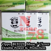 Baterai Oppo BLT029 Oppo Joy, Clover, Muse Rakkipanda Double Power
